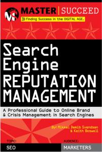 Search Engiune Reputation Management - bog