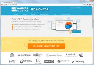 Waimea SEO Monitor