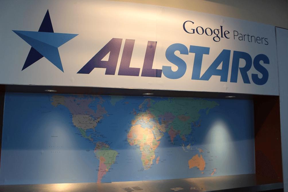 Google Partners Allstars