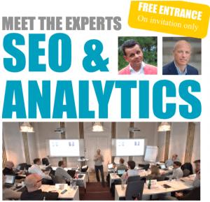 SEO og Web Analytics seminar