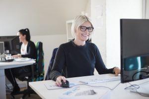 Anne-Sofie Poulsen - Webdesigner og Junior SEO