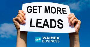 Waimea Business konverteringsoptimering
