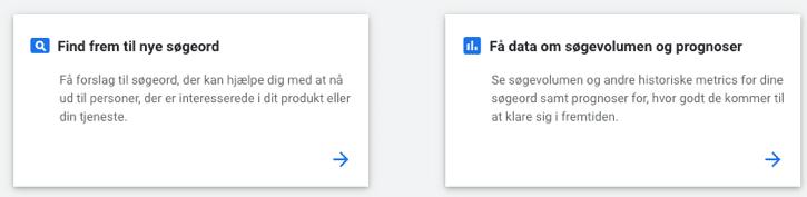 keyword-planner-indledende
