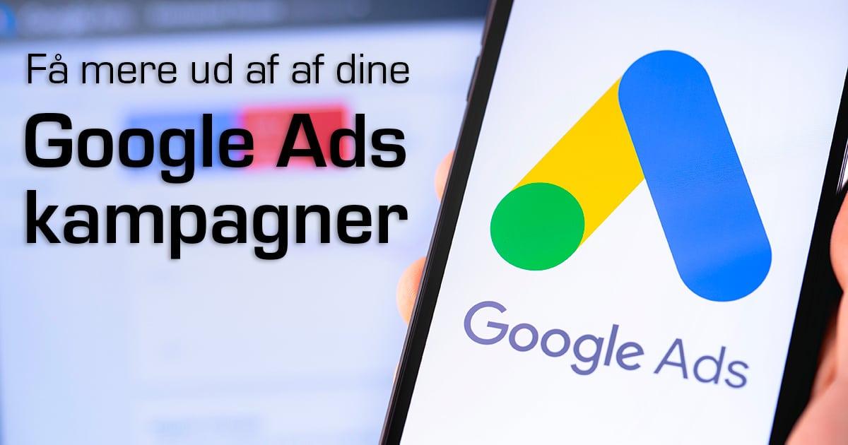 google-ads-optimering
