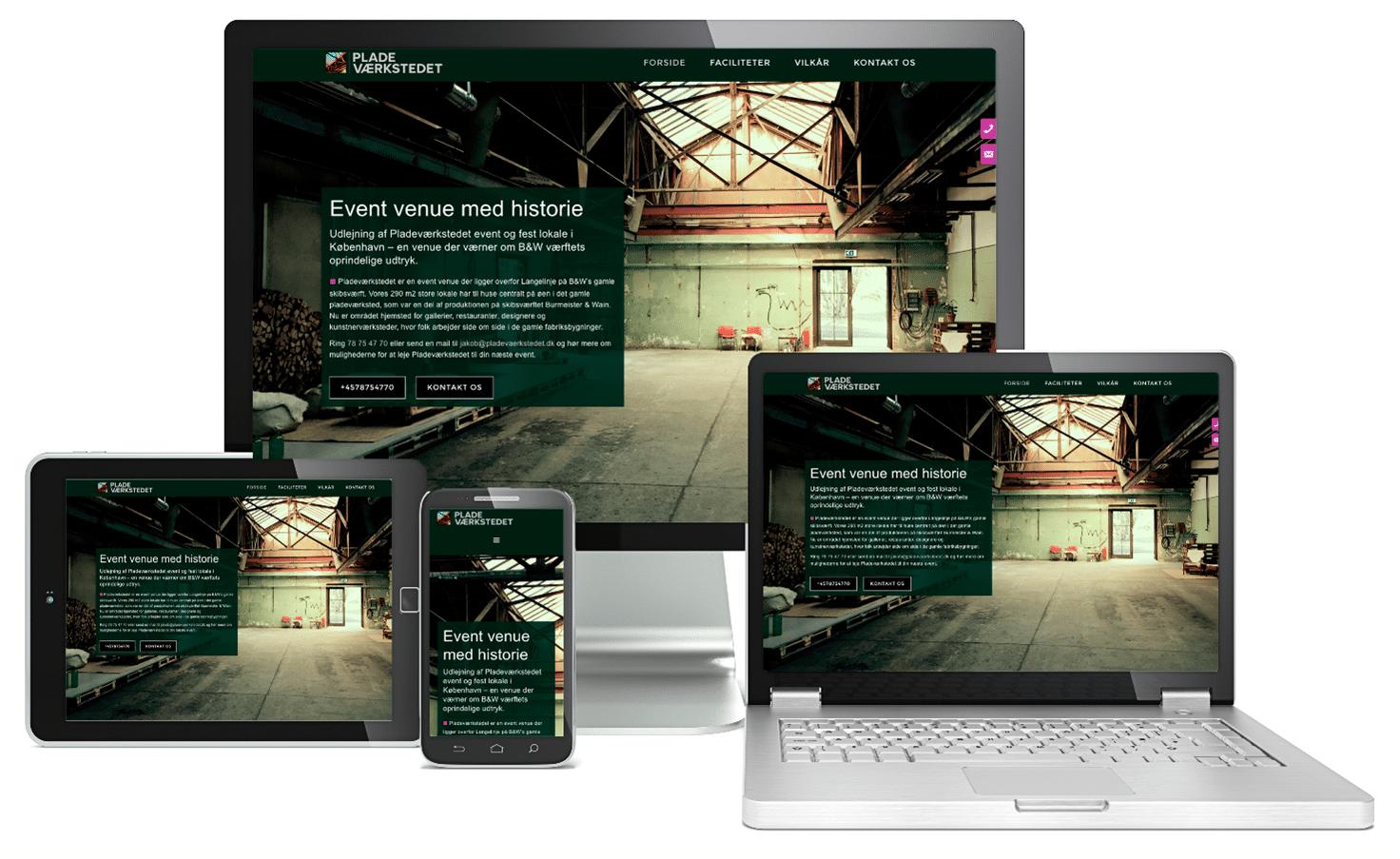 RWD - mobiloptimeret webdesign