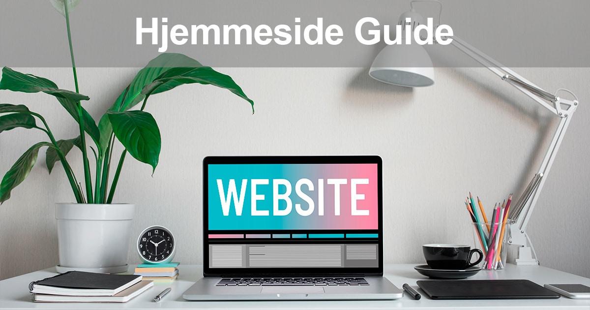 hjemmeside-guide